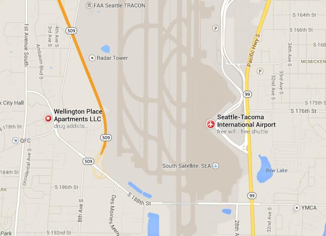 "Googlebug: ""Drug Dealers Near Seattle"" | The Blog Quixotic on"